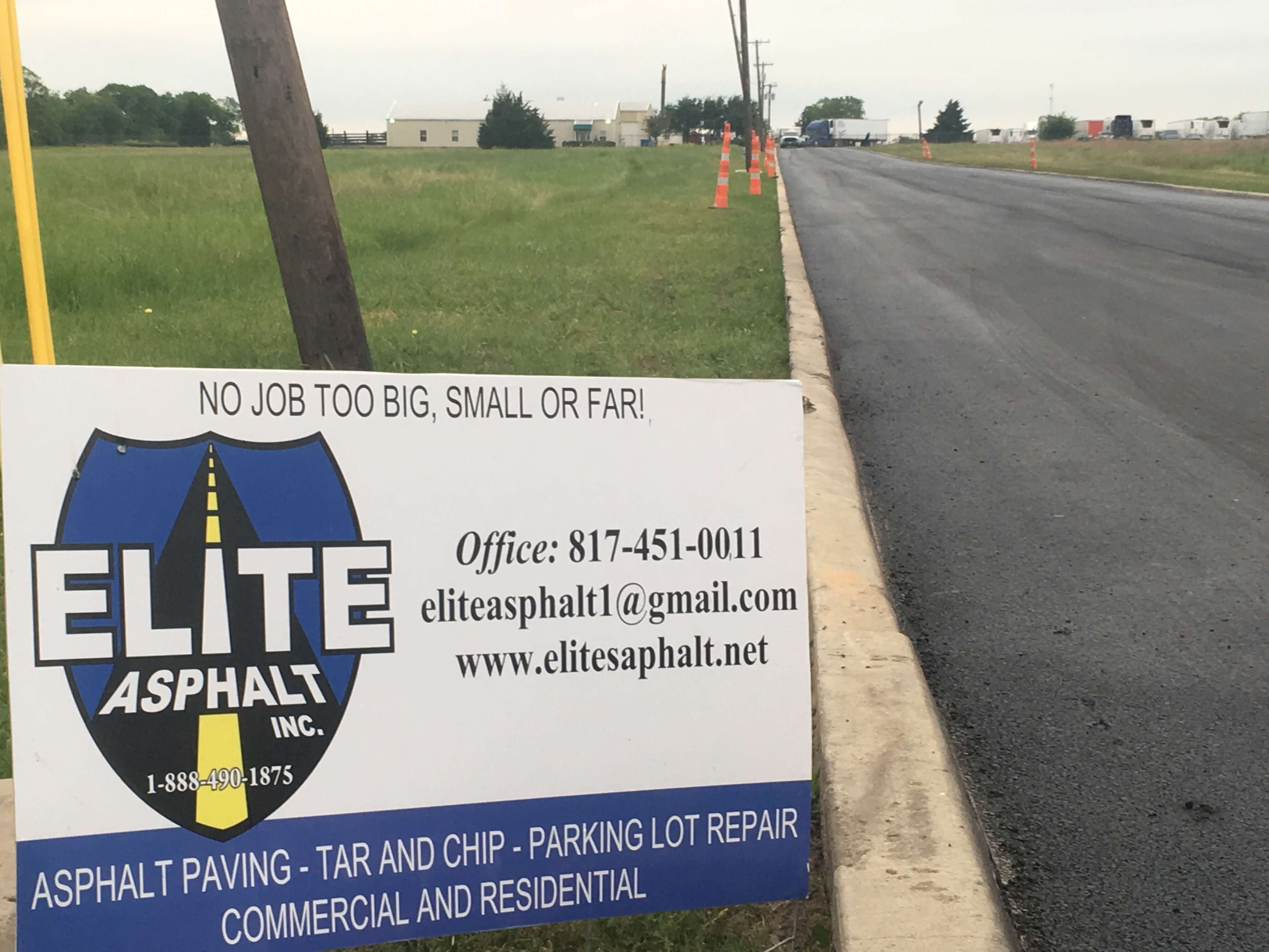 Elite Asphalt LLC - Paving