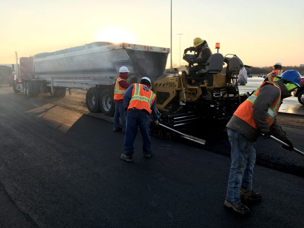 Paving Services in North Texas
