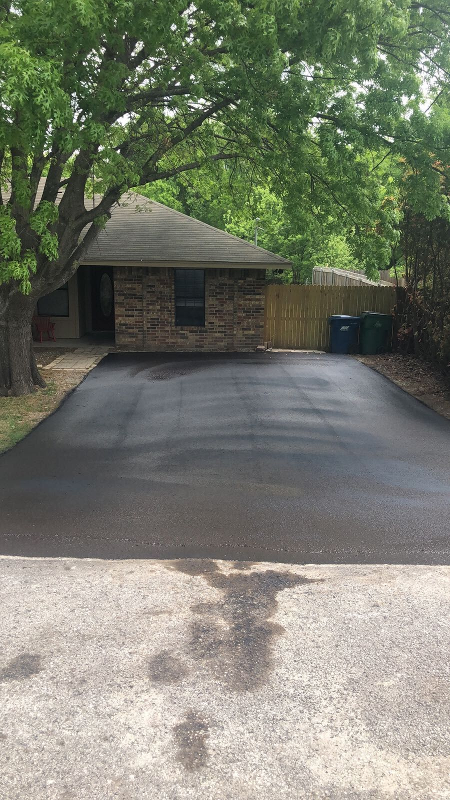 Driveway - After - 1