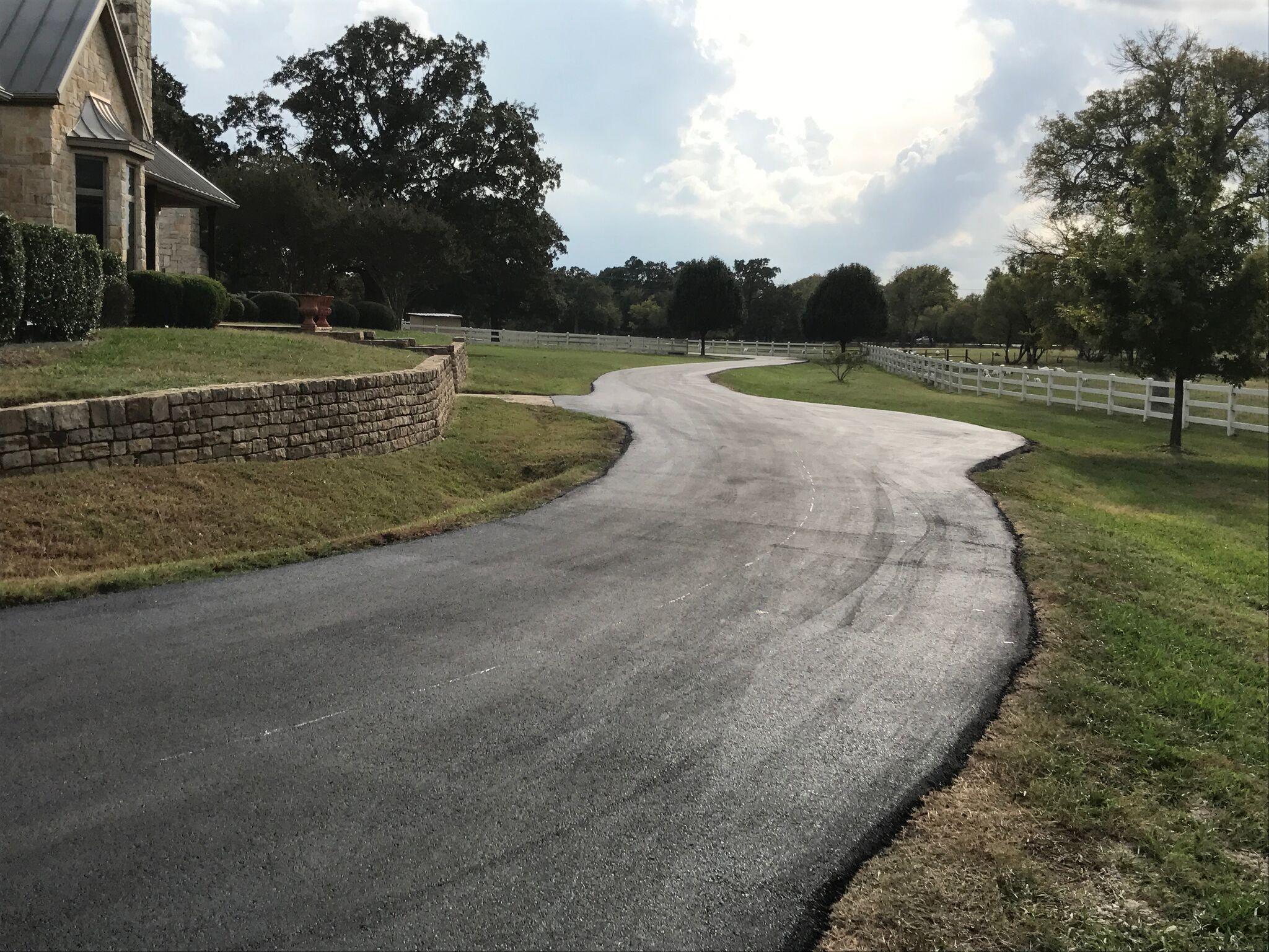 Rural Driveway - 4