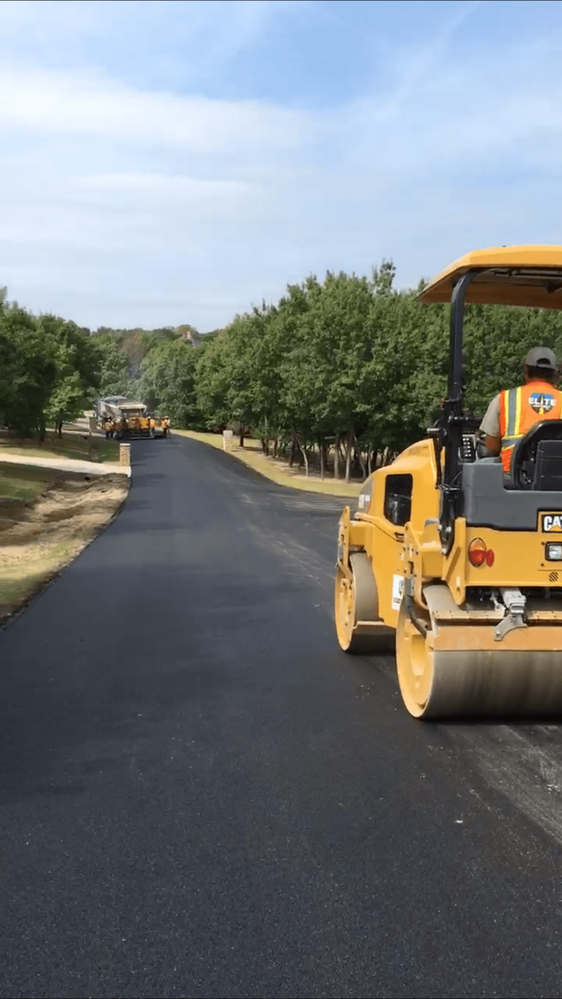 HOA Road Reconstruction - 5