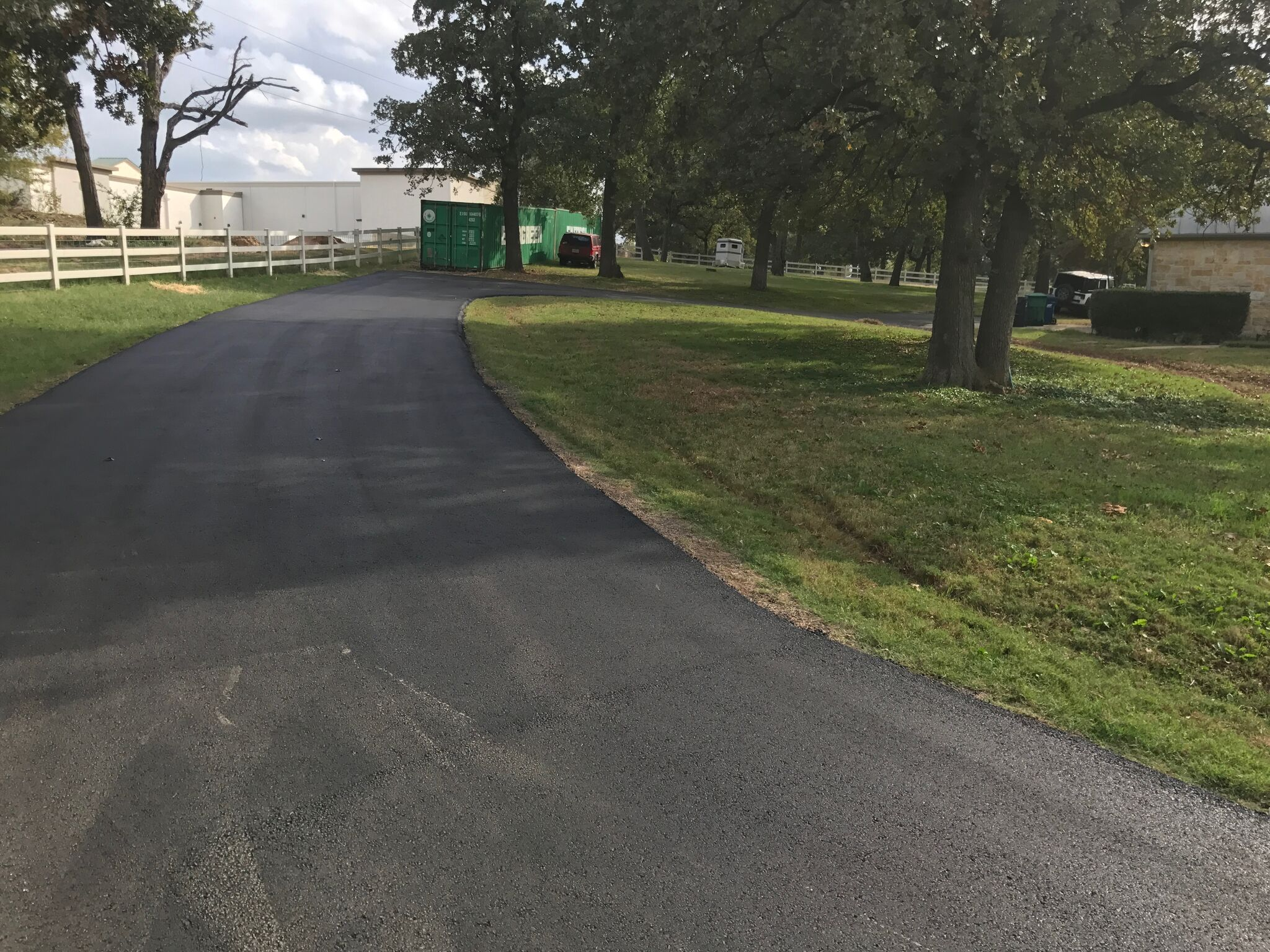 Rural Driveway - 6