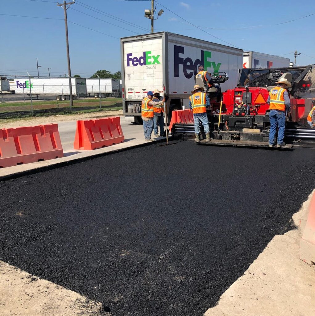 Fed Ex Pavement Repair TX