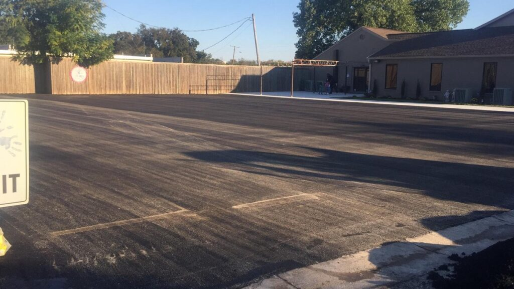 small commercial job Texas after