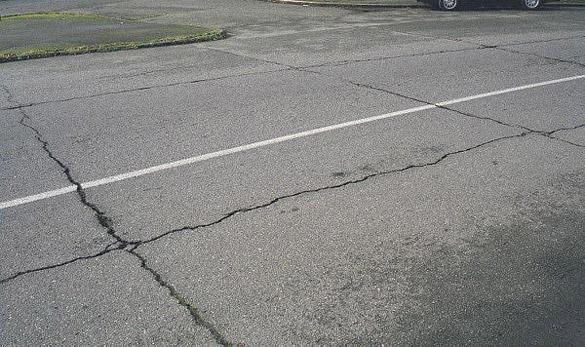 Joint problem with Asphalt Pavement