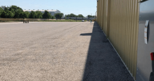 tar & Chip Seal Commercial Lot